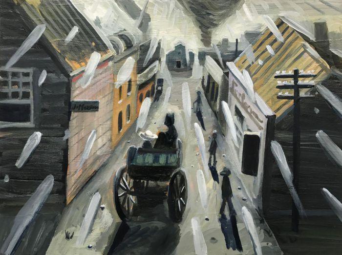 nakaban × Title exhibition 「ことばの生まれる景色 Ⅱ」