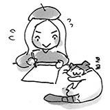 今日マチ子(きょう・まちこ)