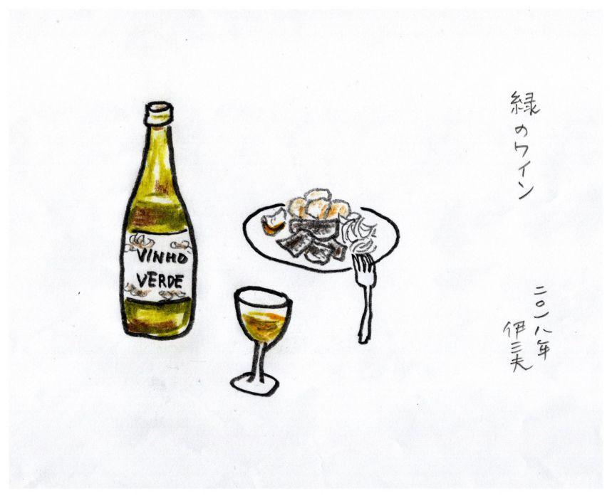 牧野伊三夫・窓辺の絵画展